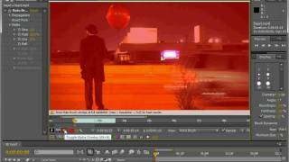Функция Roto Brush в Adobe After Effects CS5 (8/19)