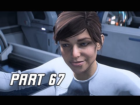 Mass Effect Andromeda Walkthrough Part 67 - SARA RYDER (PC Ultra Let's Play Commentary)