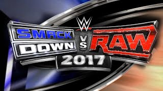 What If 2K Made Smackdown vs Raw 2017? (Concept)