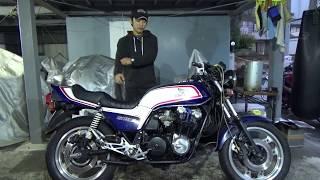 ホンダCB750F(RC04)現状:歴史的一台!当時の最先端バイク