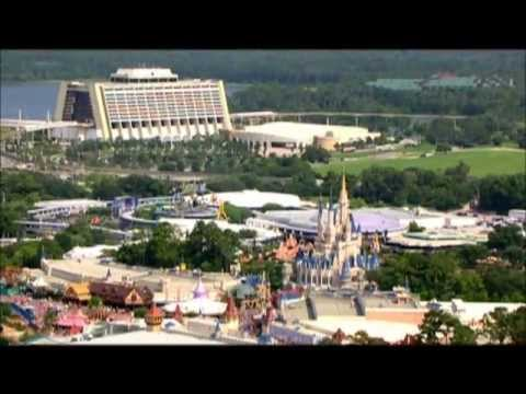 Disney World Resort Hotels Orlando Florida usa HD  .wmv