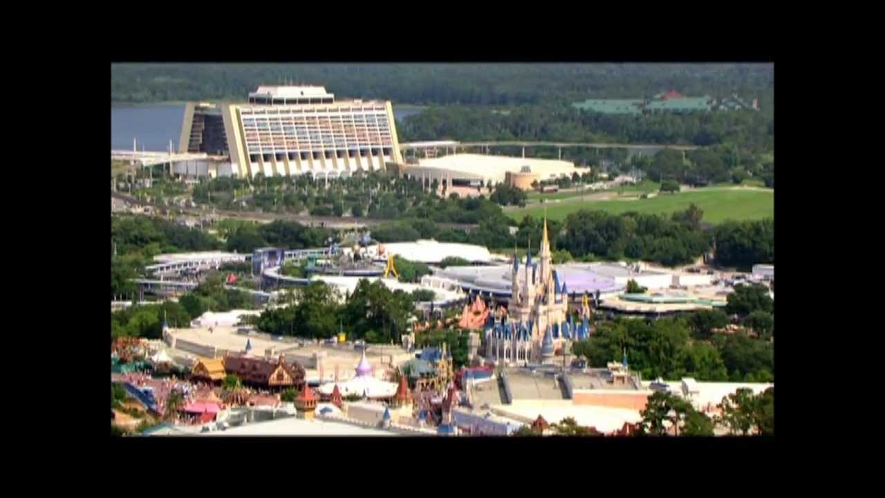 Disney World Resort Hotels Orlando Florida Usa Hd Wmv Youtube