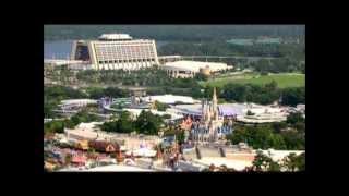 Disney World Resort Hotels Orlando Florida usa HD  .wmv
