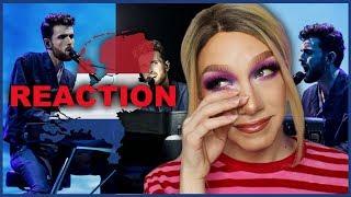 NETHERLANDS - Duncan Laurence - Arcade - LIVE   Eurovision 2019 Reaction