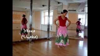 Видео-урок гавайского танца Хула