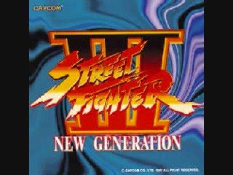 Street Fighter 3 New Generation AST Jazzy NYC Latin Mix (Theme of Alex)