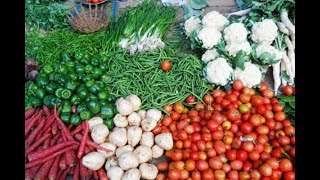 শীতের সবজিতে ভরপুর রংপুরের বাজার, দামও কম | Winter Vegetables in BD | www.somoynews.tv thumbnail