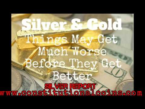 Silver and Gold Danger Things May Get Much Worse Venezuela Greece Federal Reserve 2017 prepping