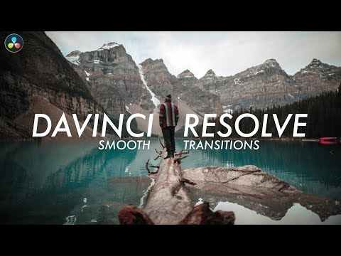 "DaVinci Resolve ""Smooth"" Transitions Download!"