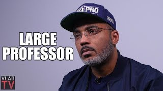 Large Professor on Meeting Nas, Nas' First Rap on 'Live at the BBQ', Unreleased Demos (Part 2)