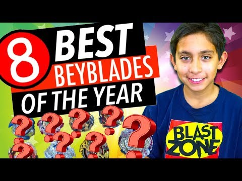 8 Best Beyblades Of The Year !  Beyblade Burst Battle And Giveaway !  Beyblade Toys