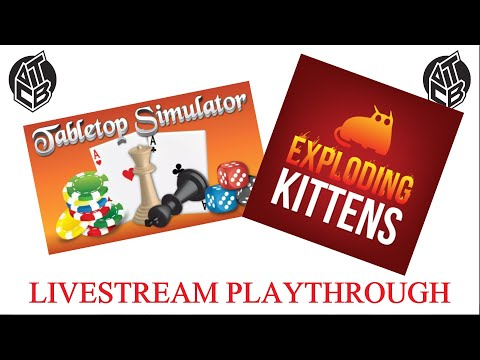 Exploding Kittens W Friends Nsfw Edition Youtube