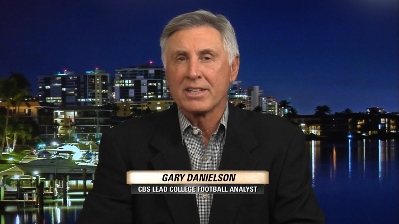 Gary Danielson talks college football rankings - YouTube