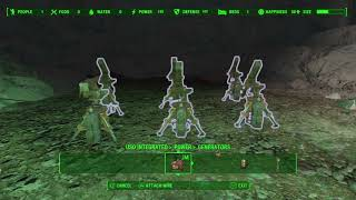 Fallout 4 Vault 88 DEATHCLAW Part 1