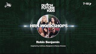 ROBIN BENJAMIN (Solo) | I Am Aisha - Zulke Dingen Doe Je | Dutch Future Kids