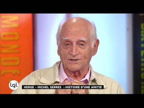 22 septembre 2016 - INTEGRALE - Spéciale Tintin et Hergé, avec Michel Serres