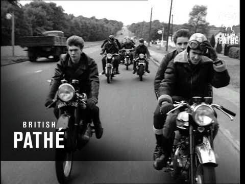 Bikers 1950 1959