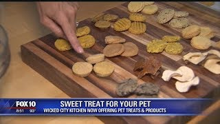 Wicked City Kitchen offers sweet treats for pets