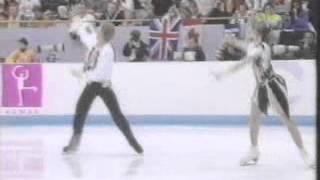 Kateřina Mrázová & Martin Šimeček - 1994 Olympics - Free Dance