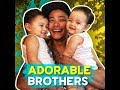 Adorable brothers | KAMI |  Iya Arellano spent  Mother's Day