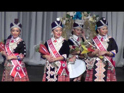 Miss Hmong MN New Year 2013-2014 winner