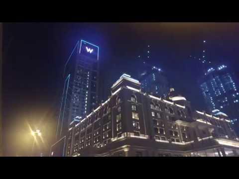 W Dubai Hotel – Al Habtoor City
