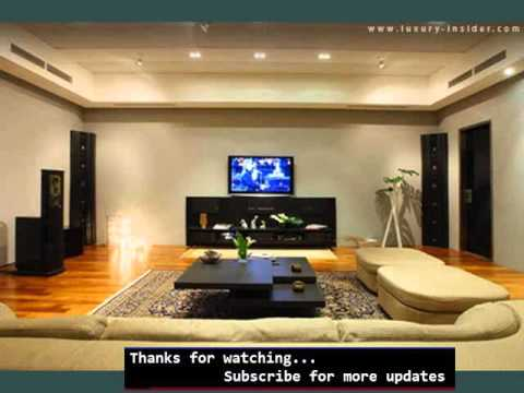 Home Theater Furniture Ideas | Home Theater Seating For Small Room