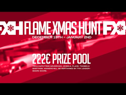 Flame Xmas Hunt - Mappack  