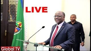 BREAKING: JPM Akizindua Ujenzi wa Meli Mwanza