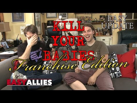 KILL YOUR BABIES FRANCHISE EDITION!! with Brandon Jones  EASY UPDATE 34