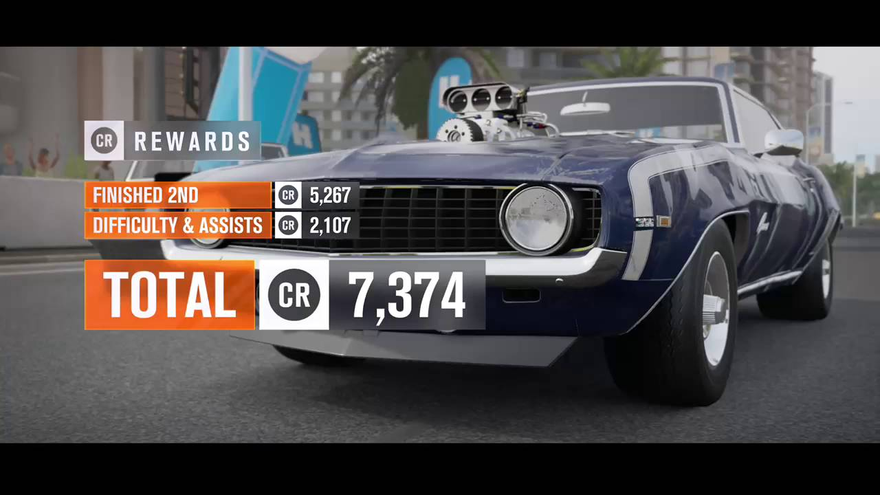 Forza Horizon Best Muscle Car Kinda Youtube
