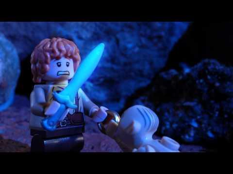 "LEGO Gollum's ""Baby"""