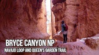 Bryce Canyon  ブライスキャニオン 探検家気分♪
