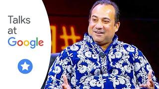 "Rahat Fateh Ali Khan: ""Sufi Music Heritage Discussion & Performance"" | Talks at Google"