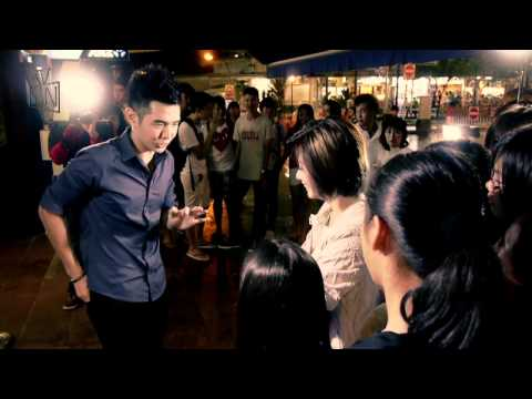 M for Magic Singapore S02E11: Jasper Lee messes with money and magic at HV with Mindee Ong