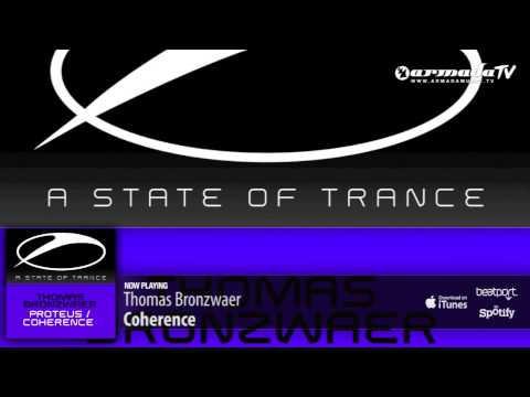 Thomas Bronzwaer - Coherence (Original Mix)