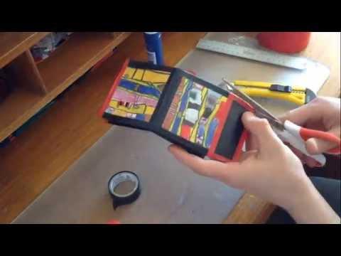 5eaae0697 Lindas Billeteras de Tetrapack [Mundo Bricollage] - YouTube