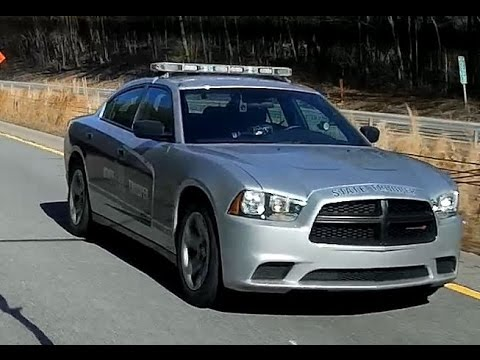 North Carolina State Trooper Breaking the Law - Speeding Cops