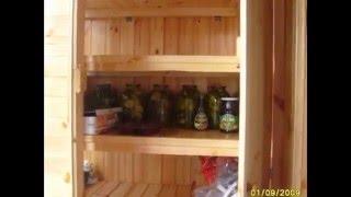 Слайд фото:Шкаф балкон-Киев,сделать.(Изготавливаю из деревянной вагонки(сосна,смерека)встроенный шкаф на балкон.Возможен любой размер,глубина..., 2016-01-12T06:36:09.000Z)