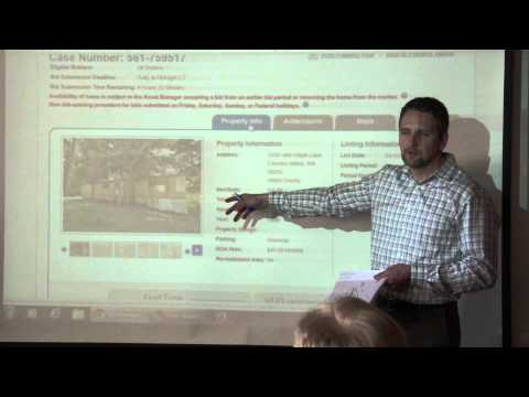 How to use a FDA appraisal on HUD homes to your advantage- Real Estate Investment Class Part Three