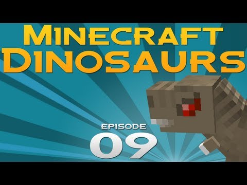 Minecraft Dinosaurs! - Episode 9 - Yet another cut