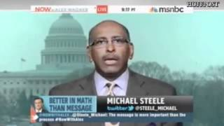 Michael Steele Talks About Mitt Romney