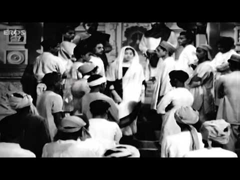 Insaaf Ka Mandir Hai Yeh (Full Video Song) | Amar | Dilip Kumar | Madhubala | Mohd. Rafi