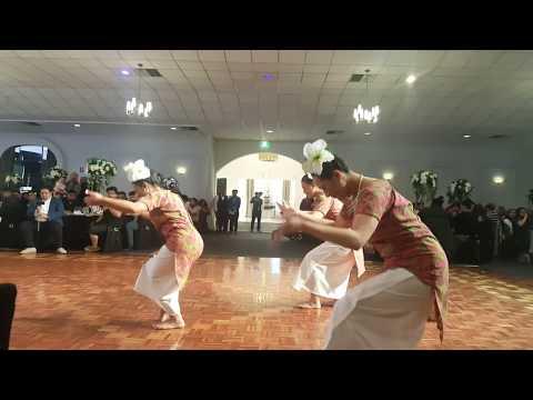 Sati & Malus Wedding Siva Samoa - Tama'ita'i Lalelei