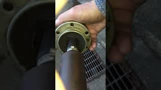 Wore Out 2002 Dodge Durango R/T front driveshaft