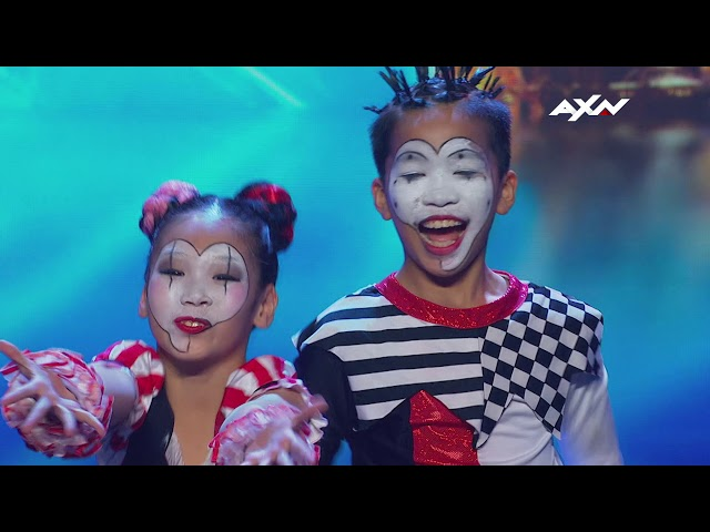 These Adorable Acts Will Make You Go AWWWW.... | Asia's Got Talent 2019 on AXN Asia