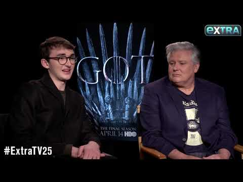 'Game Of Thrones' Stars Talk The Night King, A Mermaid And More!