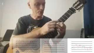 Guitar Lesson - Patterns in the Ivy II - Opeth