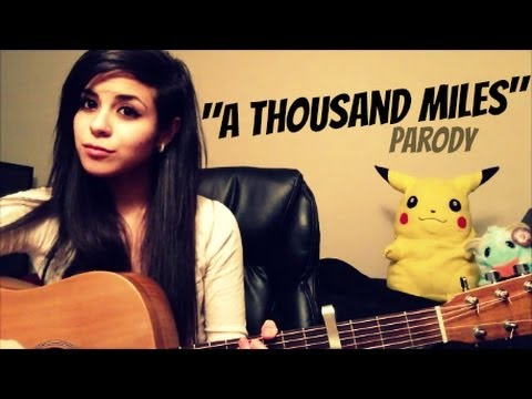 LUNITY - A THOUSAND MILES - Vanessa Carlton | League of Legends Parody