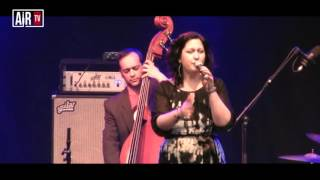 Chrystel Wautier - You make me feel so good - Live - @ BrusselsJazzMarathon